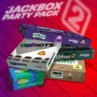 The Jackbox Party Pack 2 PS4