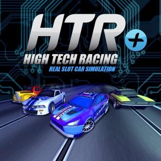 HTR+ Slot Car Simulation PS Vita