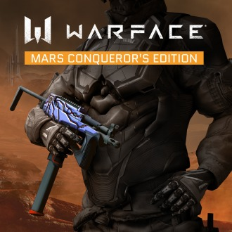 Warface: Mars Conqueror's Edition PS4