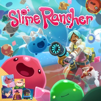 Slime Rancher: Deluxe Edition PS4