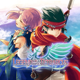 Legend of the Tetrarchs PS4