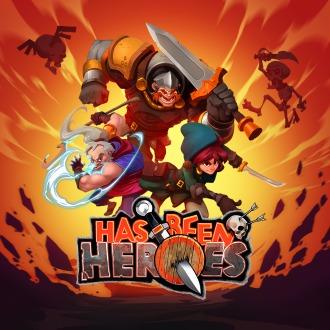 Has-Been Heroes PS4