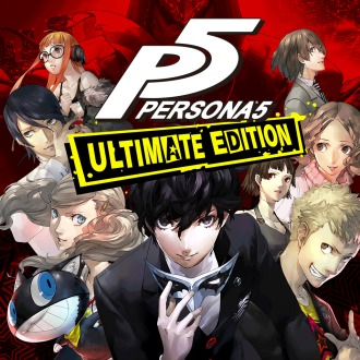 Persona 5: Ultimate Edition PS4