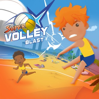 Super Volley Blast PS4