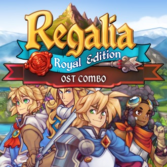 Regalia: Of Men and Monarchs - OST Combo PS4
