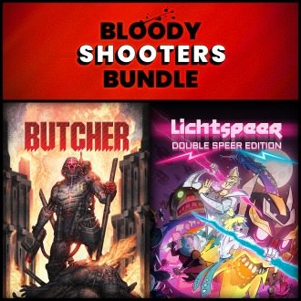 Bloody Shooters Bundle PS4