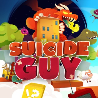 Suicide Guy PS4