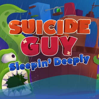 Suicide Guy: Sleepin' Deeply PS4