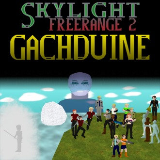 Skylight Freerange 2: Gachduine PS Vita