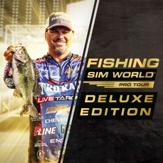 Fishing Sim World Deluxe Edition PS4
