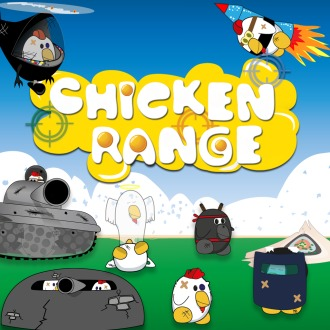 Chicken Range PS Vita