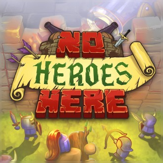 No Heroes Here PS4