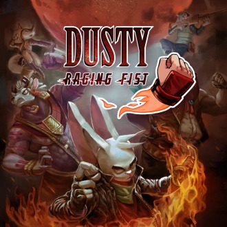 Dusty Raging Fist PS4