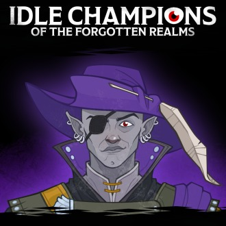Idle Champions: Jarlaxle Pack PS4