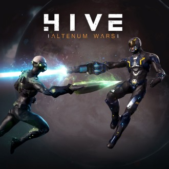 HIVE: Altenum Wars PS4