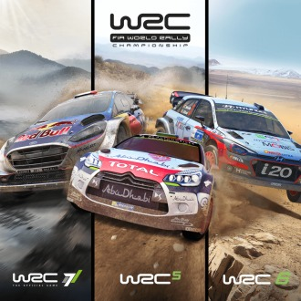 WRC Collection PS4