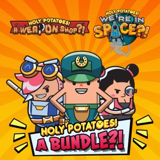 Holy Potatoes! A Bundle?! PS4