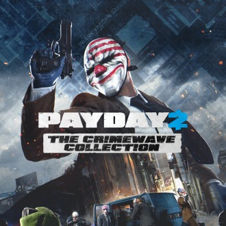 PAYDAY 2: THE CRIMEWAVE COLLECTION PS4