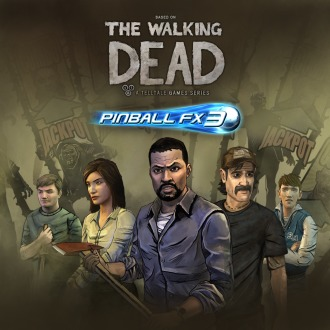 Pinball FX3 - The Walking Dead PS4