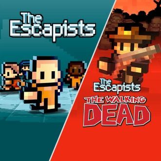 The Escapists + The Escapists: The Walking Dead Collection PS4