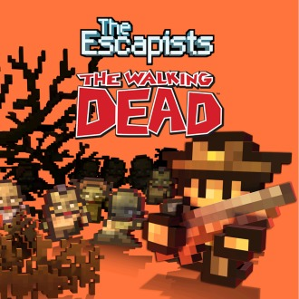 The Escapists: The Walking Dead PS4