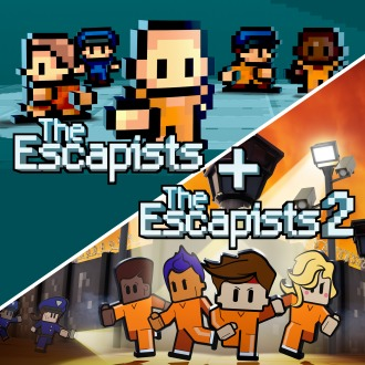 The Escapists  + The Escapists 2 PS4