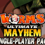 Worms™ Ultimate Mayhem: Single-player Pack PS3