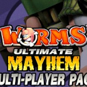 Worms™ Ultimate Mayhem: Multi-player Pack PS3