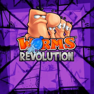 Worms™ Revolution Funfair Pack PS3