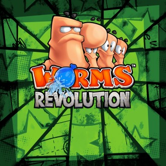 Worms™ Revolution Medieval Tales Pack PS3