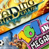 101-in-1 Megamix+Fading Shadows Bundle PS Vita / PSP