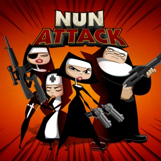 Nun Attack PS Vita