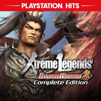 DYNASTY WARRIORS 8: Xtreme Legends Complete Edition PS4