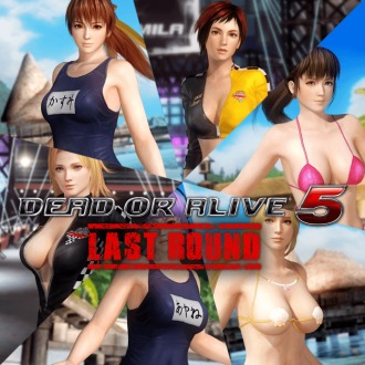 DOA5LR Ultimate Sexy Costumes PS4