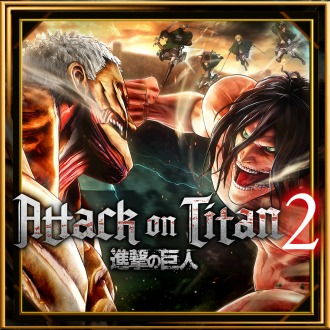 Attack on Titan 2 Deluxe Edition PS4