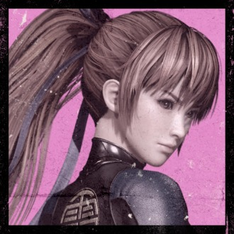DOA6 Kasumi Fighter Card Avatar PS4