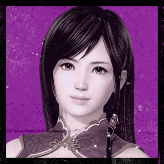 DOA6 Kokoro Fighter Card Avatar PS4