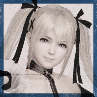 DOA6 Marie Rose Fighter Card Avatar PS4