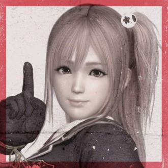 DOA6 Honoka Fighter Card Avatar PS4