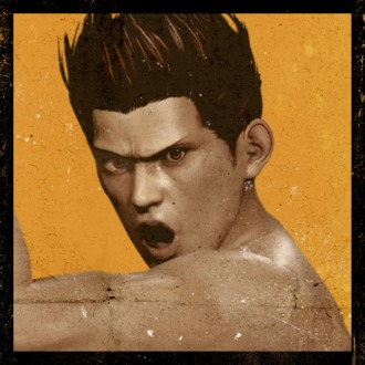 DOA6 Jann Lee Fighter Card Avatar PS4