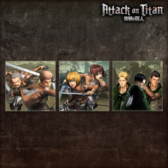 Attack on Titan - Episode 1 PS3