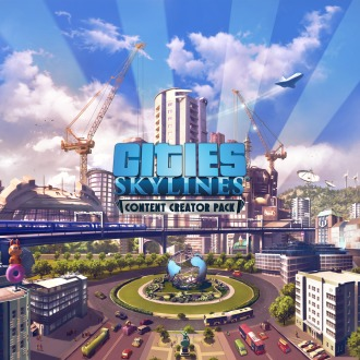 Cities: Skylines - Content Creator Pack PS4
