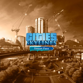 Cities: Skylines - Season Pass PS4