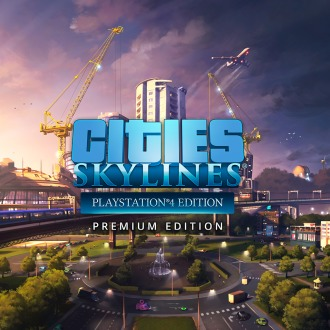 Cities: Skylines - Premium Edition 2 PS4