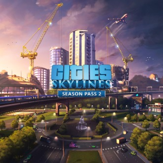 Cities: Skylines - Season Pass 2 PS4