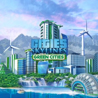 Cities: Skylines - Green Cities PS4