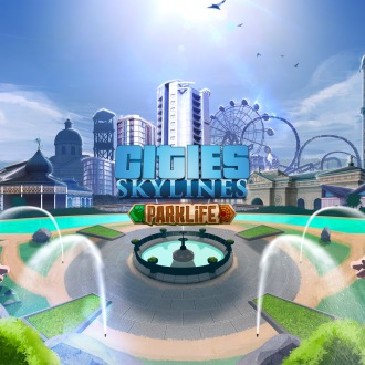 Cities: Skylines - Parklife PS4
