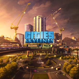 Cities: Skylines - Radio Station Pack PS4