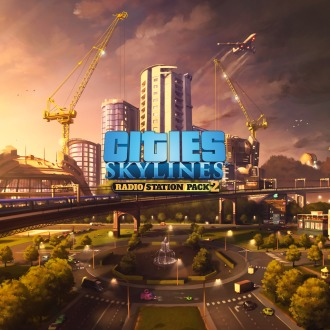 Cities: Skylines - Radio Station 2 PS4