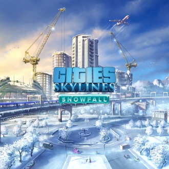 Cities: Skylines - Snowfall PS4